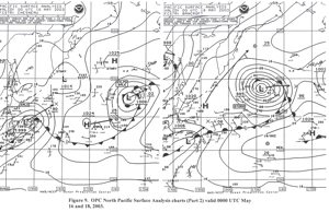 Figure 9 - Surface Analysis Chart - Click to Enlarge