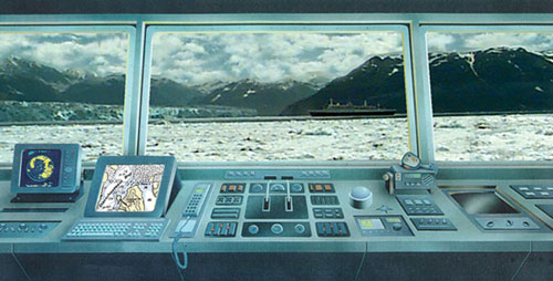 Electronic Charts Aboard Vessels