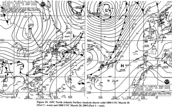 Figure 10 - Surface Analysis Chart - Click to Enlarge