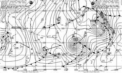 Figure 10 - OPC North Pacific Surface Analysis  Chart - click to enlarge