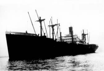 The SS Meredith Victory