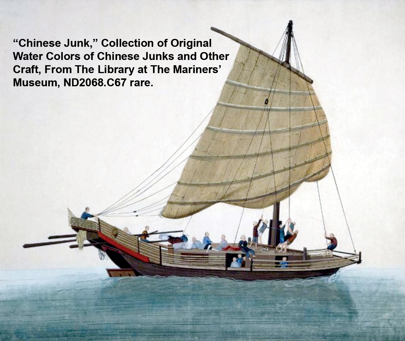 """Chinese Junk"""