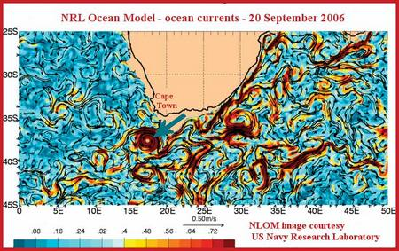 Us Surface Map Forecast Globalinterco - Map of us ocean currents